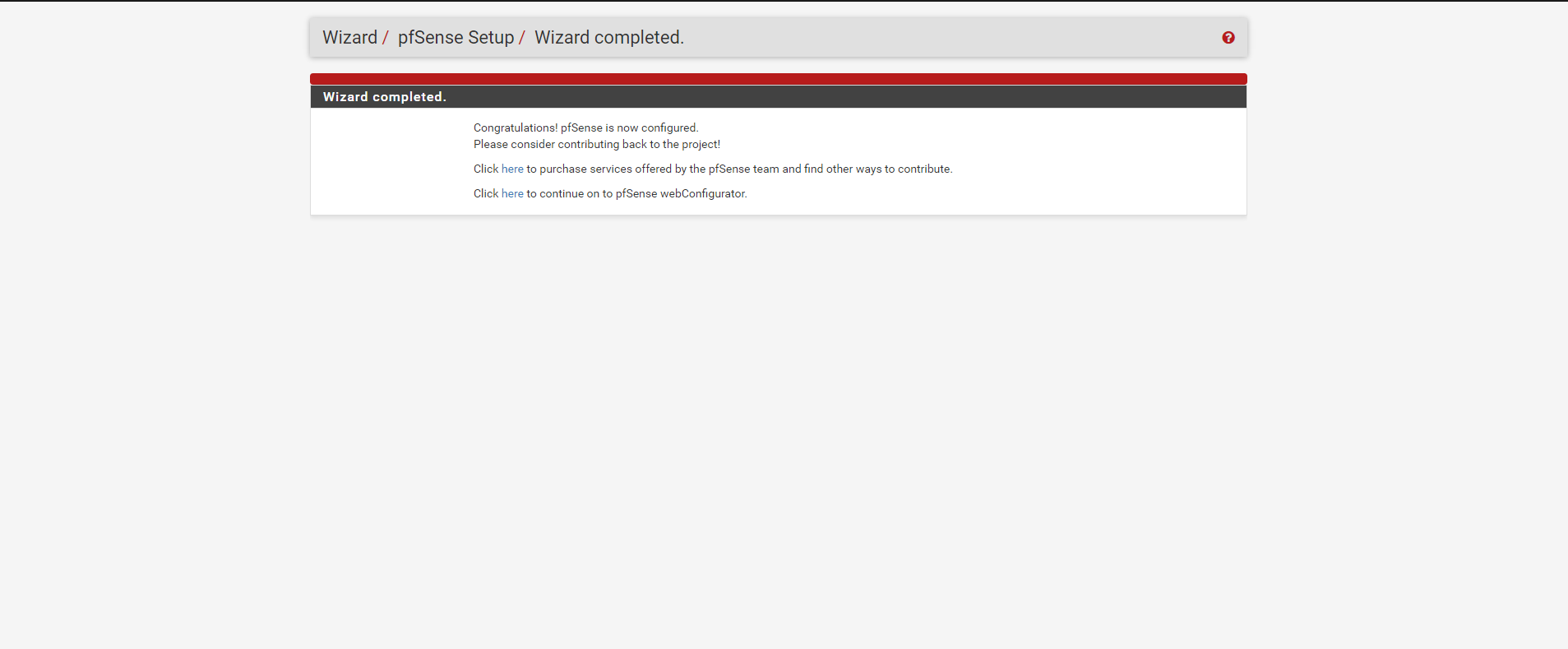 How To Install Pfsense Step by Step – FUNCSHUN Knowledge